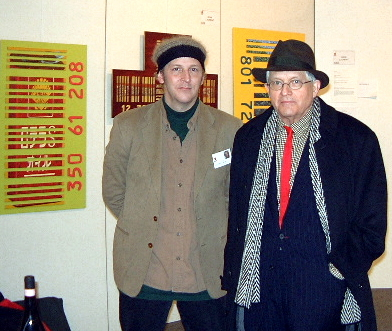 Dion and David Hockney.jpg (163786 bytes)